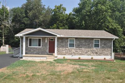 Vine Grove Single Family Home For Sale: 801 Charlene Drive