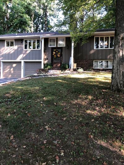 Campbellsville Single Family Home For Sale: 108 Canterbury Way