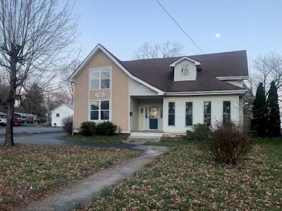 Campbellsville Single Family Home For Sale: 512 Lebanon Avenue