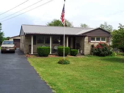 Campbellsville Single Family Home For Sale: 102 Grandview Drive