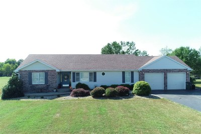 Hardin County Single Family Home For Sale: 3585 Sportsman Lake Road