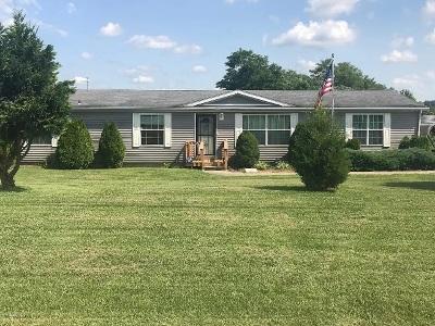 Vine Grove Single Family Home For Sale: 1245 Stanley Allen Drive