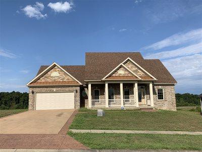 Elizabethtown KY Single Family Home For Sale: $345,000