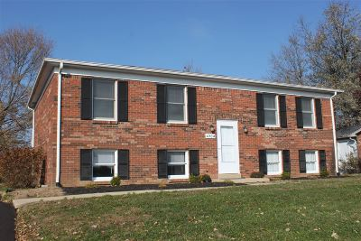 Elizabethtown KY Single Family Home For Sale: $169,500