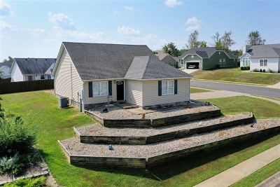Meade County, Bullitt County, Hardin County Single Family Home For Sale: 132 Alumni Drive