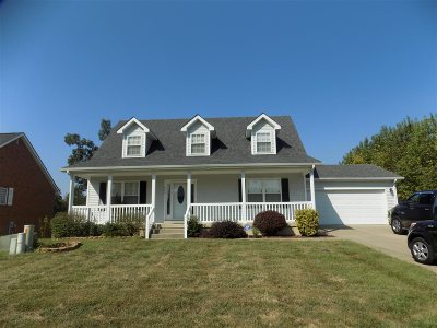 Elizabethtown KY Single Family Home For Sale: $299,000