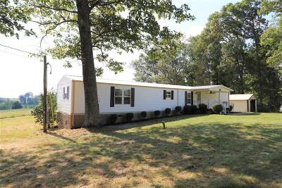 Meade County, Bullitt County, Hardin County Single Family Home For Sale: 2233 Thomas Road