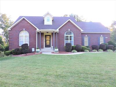 Elizabethtown KY Single Family Home For Sale: $314,900