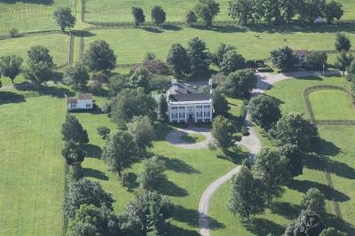 Anderson County, Fayette County, Franklin County, Henry County, Scott County, Shelby County, Woodford County Farm For Sale: 5222 Paris Pike