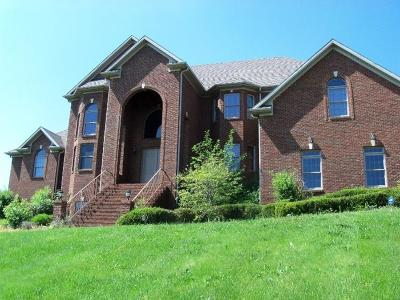 Danville Single Family Home For Sale: 318 Briarcliff