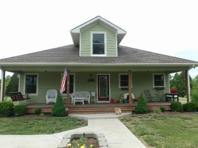 Stamping Ground Single Family Home For Sale: 177 Hess Branch Road