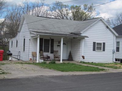 Cynthiana Single Family Home For Sale: 440 Bridge Street