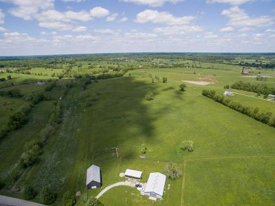 Anderson County, Fayette County, Franklin County, Henry County, Scott County, Shelby County, Woodford County Farm For Sale: 1373 Cedar
