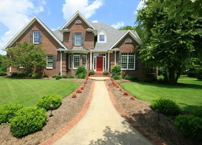 Danville Single Family Home For Sale: 106 Cottage Manor