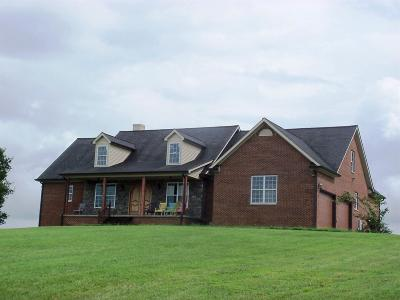 Danville Single Family Home For Sale: 5313 Lebanon Road