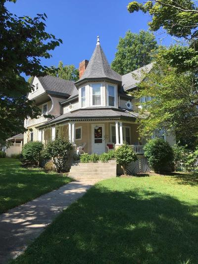 Winchester Single Family Home For Sale: 504 South Maple Street