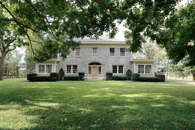 Single Family Home For Sale: 3660 Military Pike