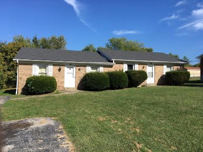 Lawrenceburg Multi Family Home For Sale: 104 Ann Drive