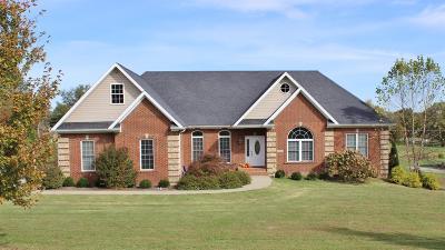 Danville Single Family Home For Sale: 2532 Goggin Road