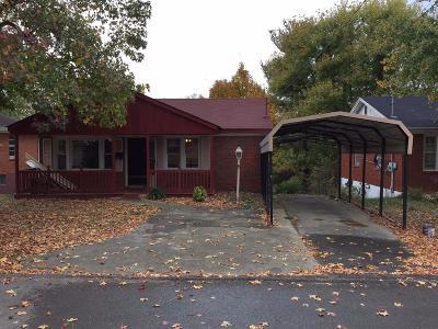 Lancaster Single Family Home For Sale: 114 Ridgeway Dr