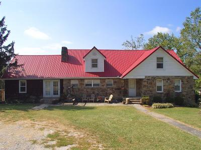 Corbin Single Family Home For Sale: 3989 Highway 511