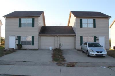 Nicholasville Multi Family Home For Sale: 1056 Pinoak Drive