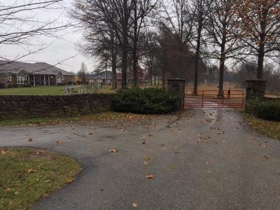 Anderson County, Fayette County, Franklin County, Henry County, Scott County, Shelby County, Woodford County Farm For Sale: 98 Delissa Drive