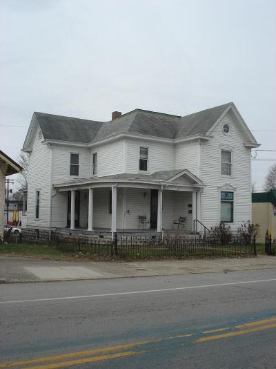 Cynthiana Multi Family Home For Sale: 207 North Main Street