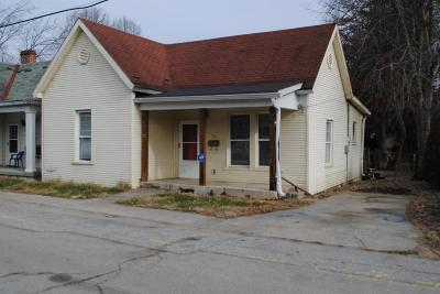 Frankfort Single Family Home For Sale: 710 Dabney Street