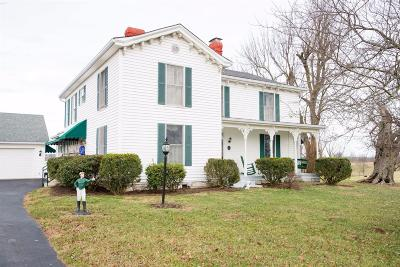 Lancaster Single Family Home For Sale: 3490 Fisher Ford Road