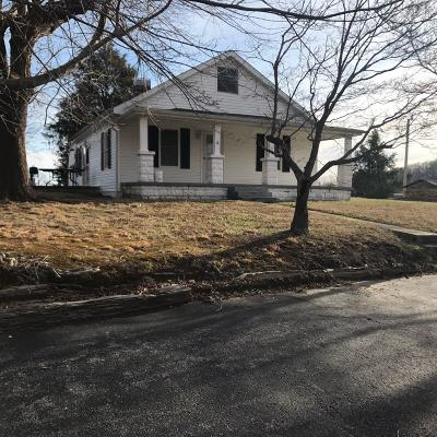 London Single Family Home For Sale: 5582 Barbourville Road