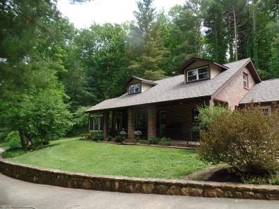 London Single Family Home For Sale: 401 Twin Branch Road