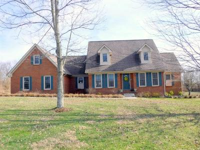 Winchester Single Family Home For Sale: 1268 McClure Road