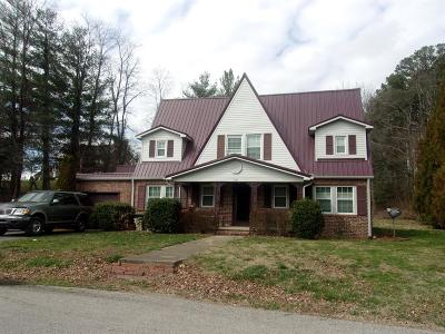 Corbin KY Single Family Home For Sale: $144,900