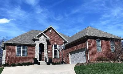 Frankfort KY Single Family Home For Sale: $379,900