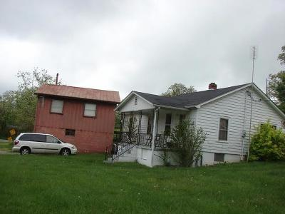Berea Single Family Home For Sale: 229 White Station Road