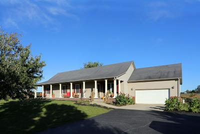 Paris Single Family Home For Sale: 338 Russell Cave