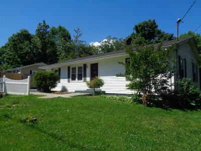 London Single Family Home For Sale: 115 E Pittsburg Church Road