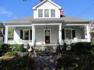 Somerset Single Family Home For Sale: 206 E Oak Street