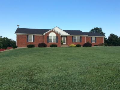 Lawrenceburg Single Family Home For Sale: 1540 Ashby Road