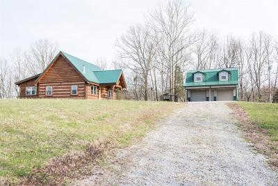 Nicholasville Single Family Home For Sale: 3427 Sugar Creek Road