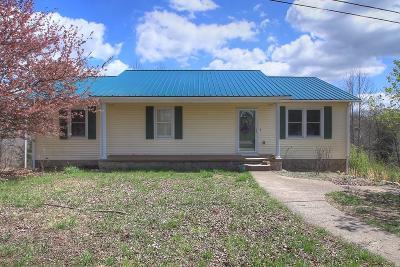 London Single Family Home For Sale: 1800 Hawk Creek Road