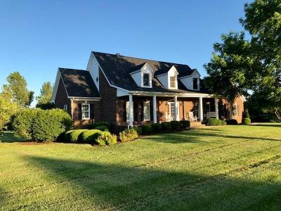 Nicholasville Single Family Home For Sale: 1601 Woods Rd