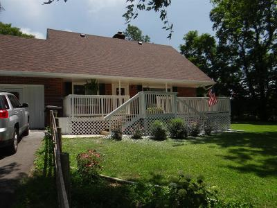 Stamping Ground Single Family Home For Sale: 651 Locust Fork Road