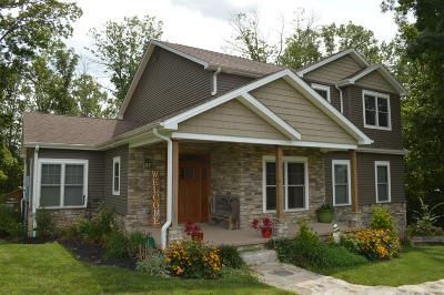 Harrodsburg Single Family Home For Sale: 315 Lakeland Drive