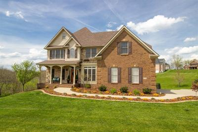 Richmond Single Family Home For Sale: 132 Hickory Meadows Drive