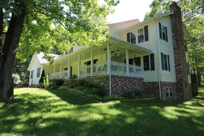 London Single Family Home For Sale: 295 Brown Road