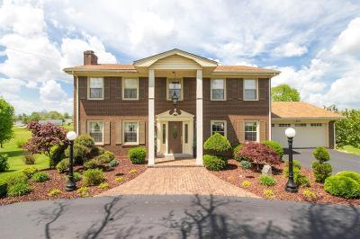 Harrodsburg Single Family Home For Sale: 761 Lexington Street