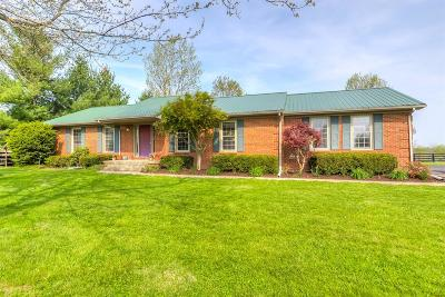 Paris Single Family Home For Sale: 4824 Bryan Station