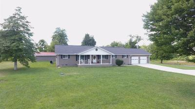 Corbin KY Single Family Home For Sale: $164,500